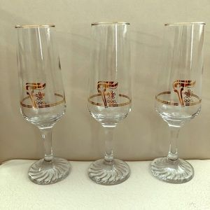 Other - Olympic wine glasses